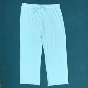 Gilligan & O'Malley Light Blue Pajama Pants XXL